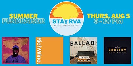 STAY RVA Summer Fundraiser tickets