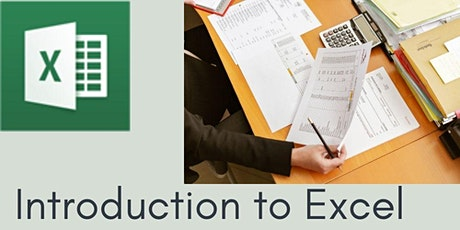 Introduction to Excel - 3 hr Zoom Workshop tickets