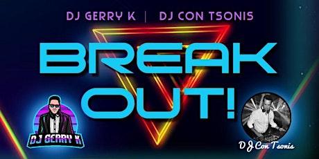 BREAKOUT! tickets