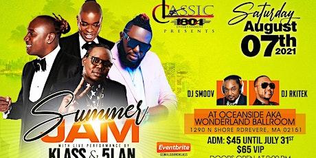 Klass-Tonymix-5lan @  Oceanside Revere Ma tickets