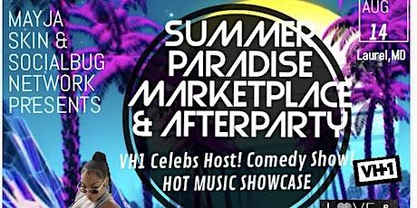 Summer Paradise Marketplace Festival tickets