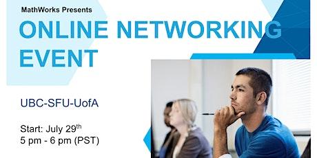 MathWorks Network Night tickets