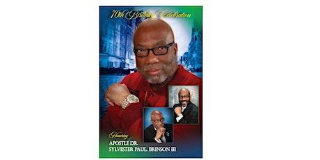 Apostle Sylvester Brinson III 70th BD Celebration tickets