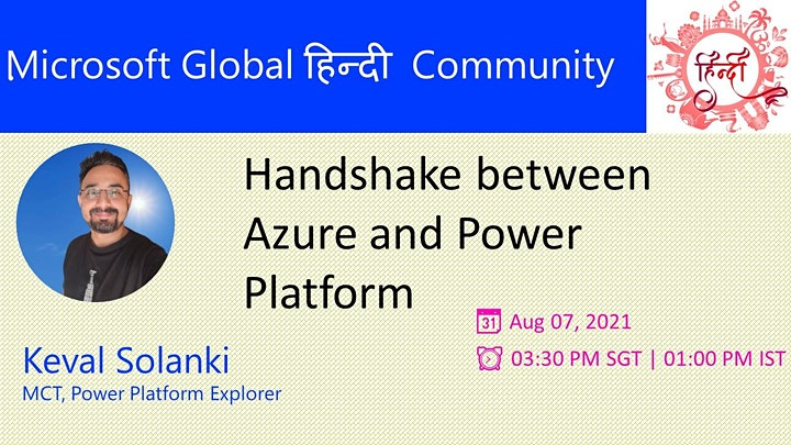 FREE Microsoft #Global Hindi (हिंदी) Event image