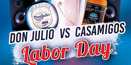Don Julio vs Casamigos Labor Day Weekend Jump Off ingressos