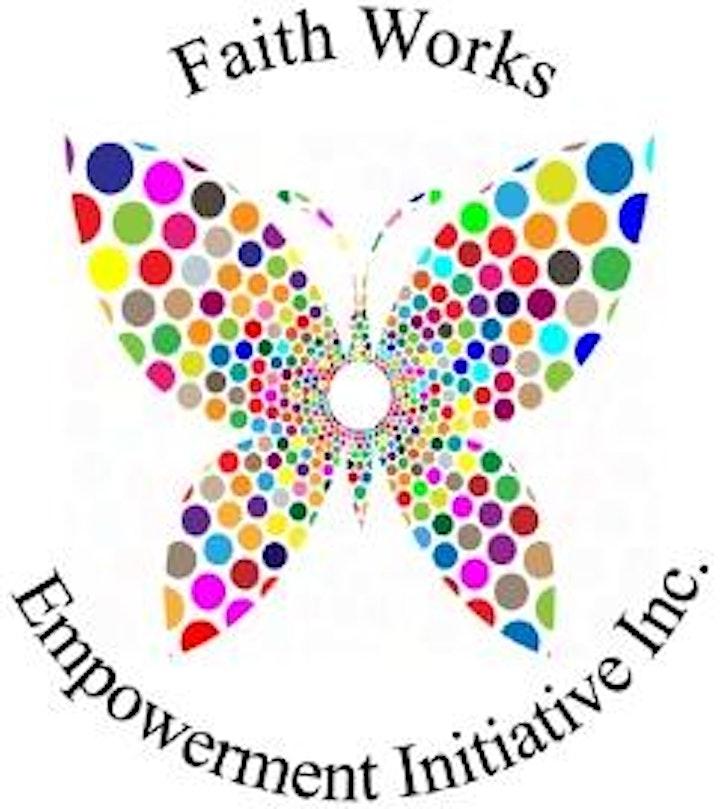 Faithworks & SheExist Presents RE- OPENING  COMMUNITY image