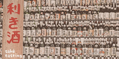The Spirits of Japan - a quintessential saké tasting experience tickets