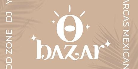 O BAZAR 1ra edición boletos
