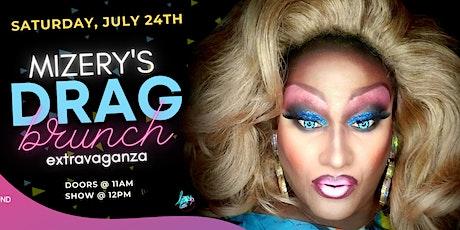 Mizery's Drag Brunch Extravaganza tickets