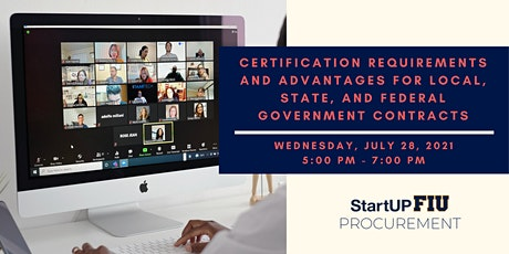 Certification Requirements and Advantages for Government Contracts tickets