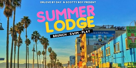 Summer Lodge: Brunch & Pool Party (8.15) tickets