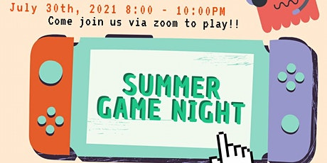 HKSA Online Game Night tickets
