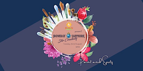 Paint & Spritz - By Bombay Saphire tickets
