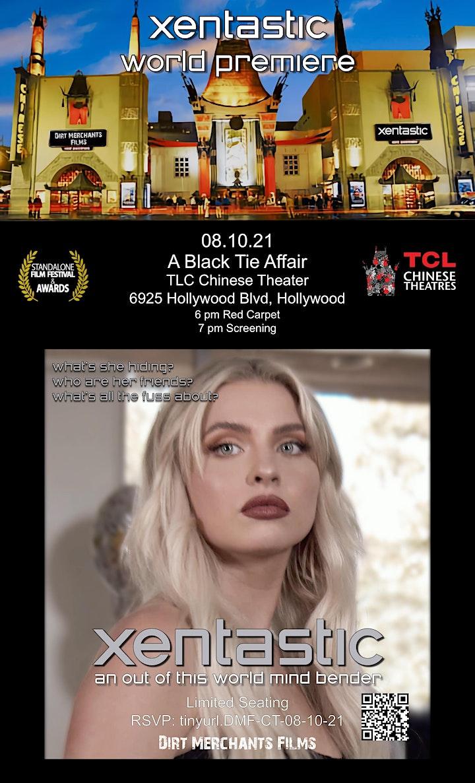 Standalone Film Festival & Dirt Merchants Films Screening of Xentastic image