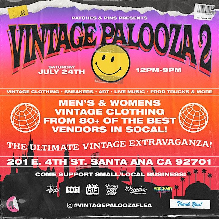 Vintagepalooza Orange County image