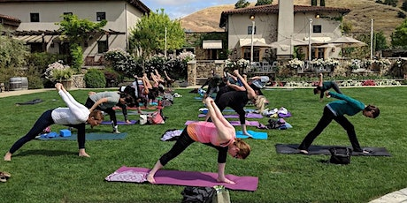 Copy of Yoga in the Vines® at Clos LaChance Winery tickets