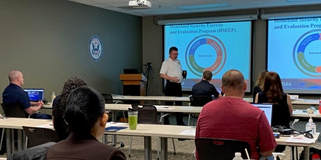 FEMA L0146: Homeland Security Exercise Evaluation Program  (HSEEP) tickets