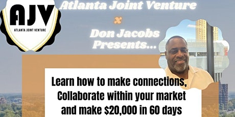 Atlanta Joint Venture Presents: Speed Networking tickets