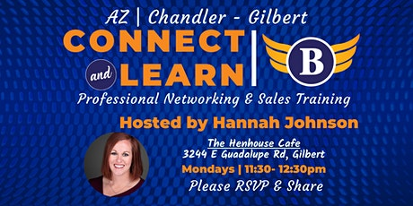 AZ   Chandler - Gilbert Networking & Sales Training tickets