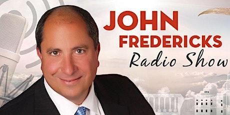 An Evening with John Fredericks tickets
