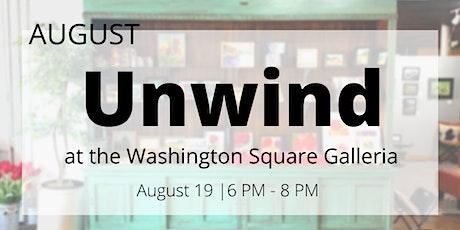 HYP Unwind @ Washington Square Galleria tickets