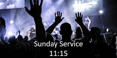 25 July - 11:15 Service tickets