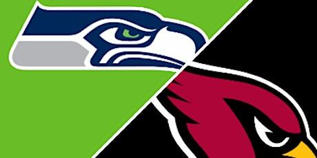 Ultimate Fan Experience: Arizona Cardinals vs Seattle Seahawks tickets