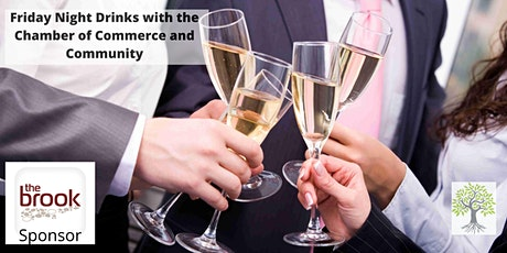 Friday Night Drinks with The Chamber Of Commerce And Community - August tickets
