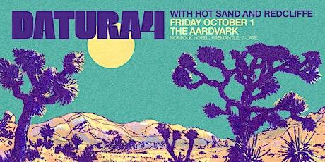 Datura4 tickets