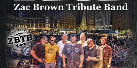 Zac Brown Tribute Band - Hosted By Friends of Ken Rothwell tickets