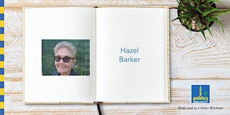 Meet Hazel Barker - Kenmore Library tickets