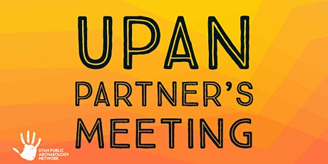 UPAN Partner's Meeting tickets