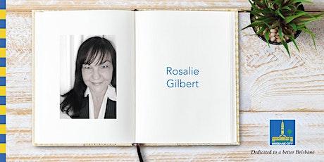 Meet Rosalie Gilbert  - Carindale Library tickets