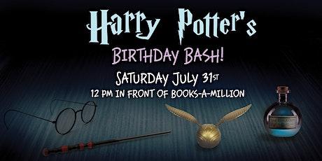Harry Potter's Birthday Bash tickets