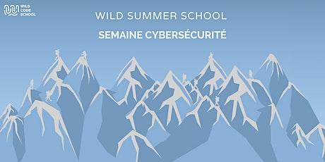 Wild Summer School - Découvrir les principales failles de sécurité billets