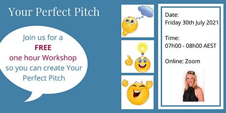 Perfect Pitch - One hour Super Power your Perfect Pitch tickets