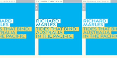 In conversation with Richard Marles tickets
