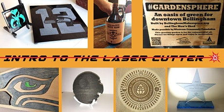Intro to the Laser tickets