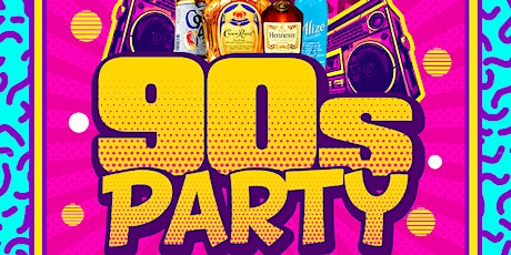 90s  Party at Egusi tickets