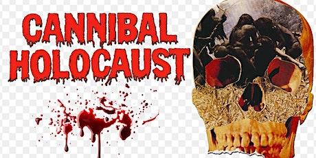 Cannibal Holocaust 1980 Sat 7/31 Midnight Late Show @PridesCornerDriveIn tickets
