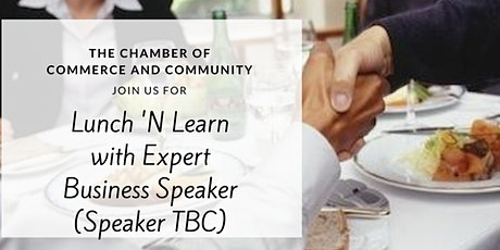 September Lunch 'N Learn with The Chamber Of Commerce And Community tickets