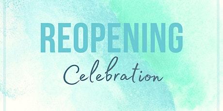 Sana Harmony's Reopening Celebration tickets