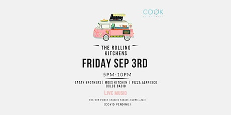 The Rolling Kitchens tickets