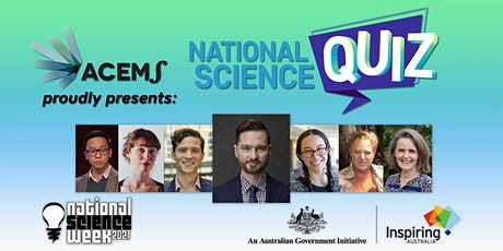 National Science Week QUIZ!  Leongatha Library tickets