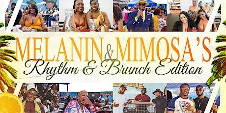 Rhythm & Brunch Day Party - MELANIN & MIMOSA'S EDITION tickets