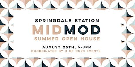 2021 Springdale Station Summer Open House tickets