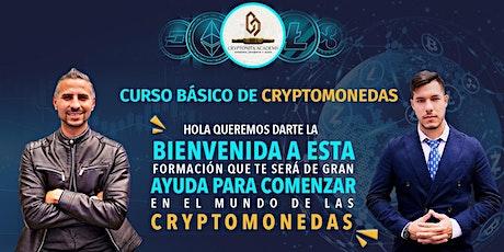 Curso básico de cryptos y trading entradas