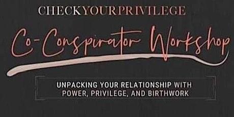 Check Your Privilege Tickets