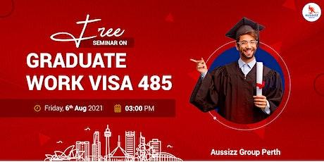 FREE 485 VISA INFORMATIVE SEMINAR tickets