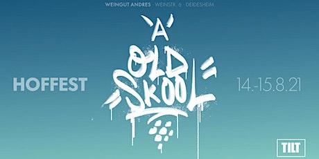 Hoffest - Weingut Andres x TILT Tickets